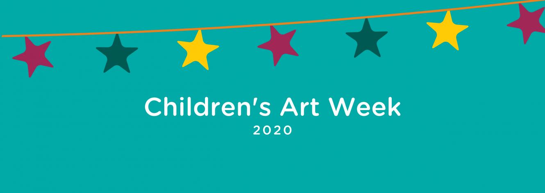 Art week banner