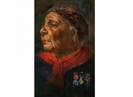 Mary Seacole portrait
