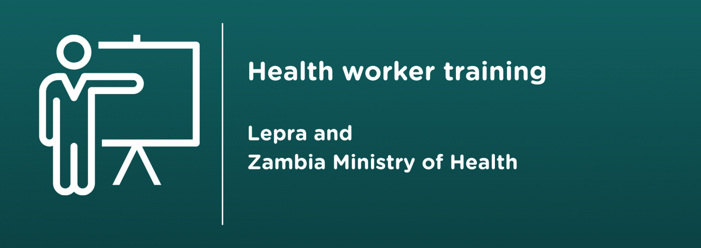 Zambia health worker training