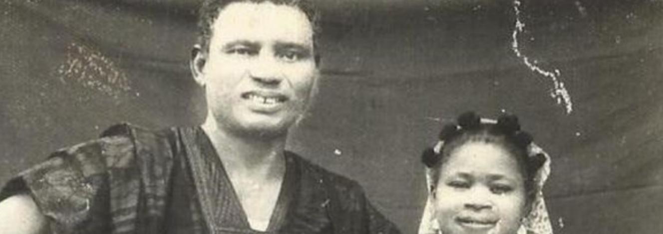Ikoli and Wife