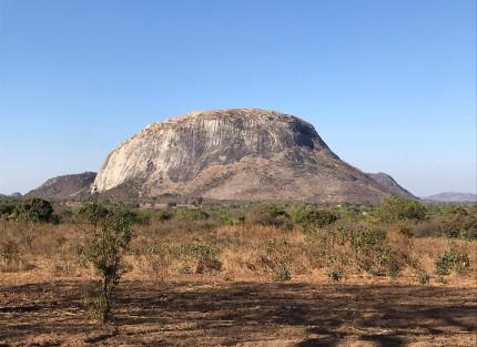 Mount Mutemwa in Zimbabwe