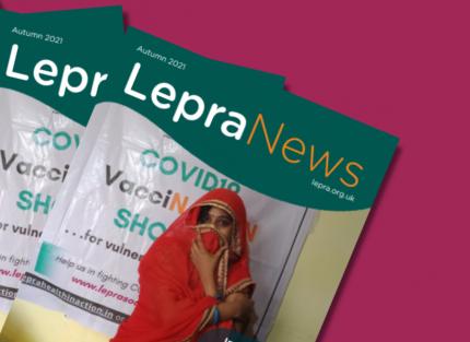 Lepra News Autumn 2021