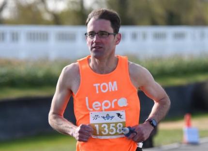 Tom Barton Marathon a Month