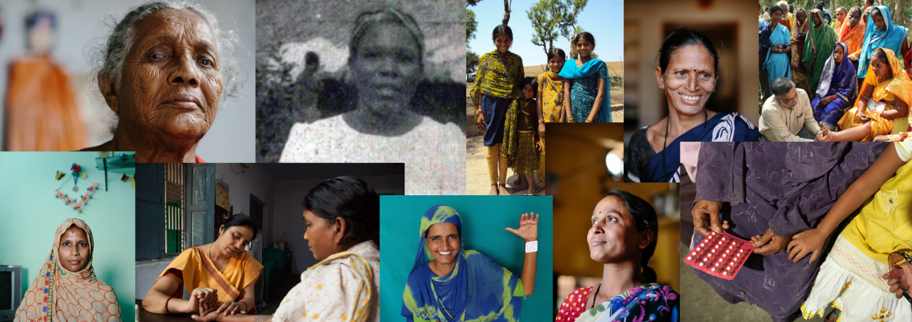 Collage of Women