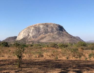 Mount Mutemwa Zimbabwe