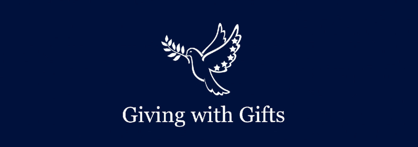 Giving with gifts