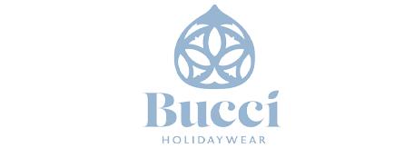 Bucci Holidaywear logo