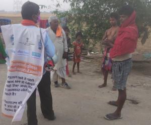 Vaccination awareness raising is crucial to ensure uptake within communities