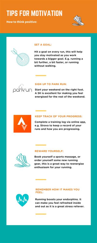 Tips for motivation