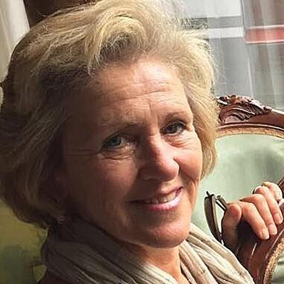 Fiona Duby OBE