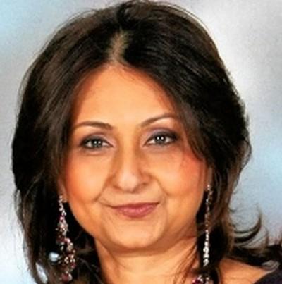 Photo of Nina Amin MBE